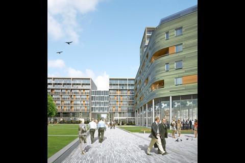 Indescon Court, Docklands